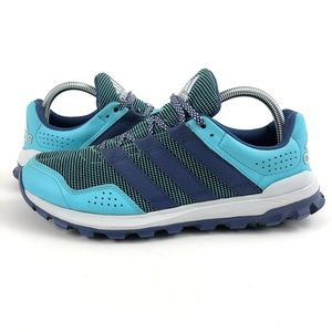 Adidas Slingshot TR W Navy Blue Running Trail Shoe